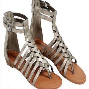 Maurices Gladiator Sandals